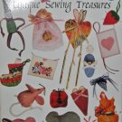 New -- Unique Sewing Treasures by Ginny Watson Small Scrap Projects for Everyone on Your List