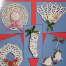 New -- Victorian Crochet Christmas Ornaments: 33 Quick and Easy Projects