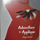 New --  Adventure in Applique Mary Mulari Creative Sweatshirt Designs