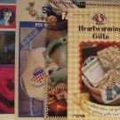 Button Ribbon Fabric Gift Leaflet Brochure Pattern Assortment