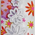Wilton Daisy Fondant Gum Paste Cut-outs Decorative Flowers Cake Decorating