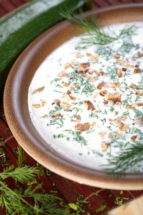 Creamy Cucumber Gourmet Dip Mix