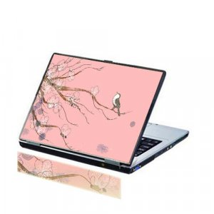 Singing Customizable Laptop Skin