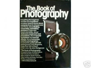 The Book of Photography, John Hedgecoe
