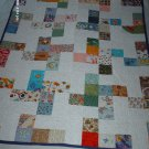 Girls Hand Crafted Patchwork Quilt