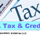 Incorporation LLC-Texas reduced $1199/account