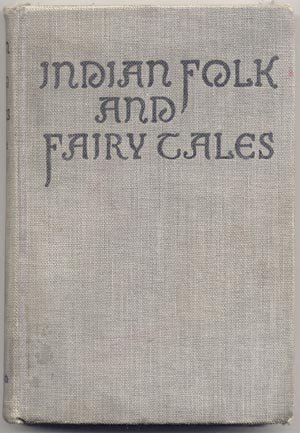 Indian Folk and Fairy Tales HINDU India BRAHMAN Book HB