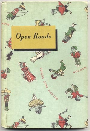 Open Roads LEE AMES McGuffy Reader DICK AND JANE 1966