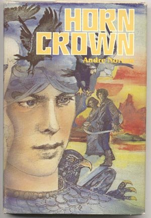HORN CROWN Witch World MAGIC FANTASY Andre Norton HB DJ