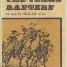 Story of Texas Rangers FRONTIER HISTORY Wild West Police MEXICAN BANDITS Indian Warriors HB DJ