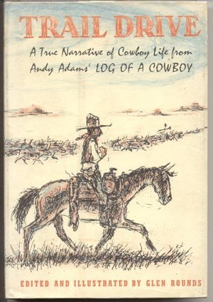 Trail Drive~Glen Rounds~Wild West Cowboy~Montana~1*DJ