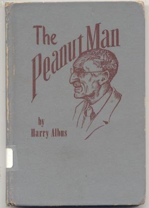 Peanut Man GEORGE WASHINGTON CARVER Black Scientist HB