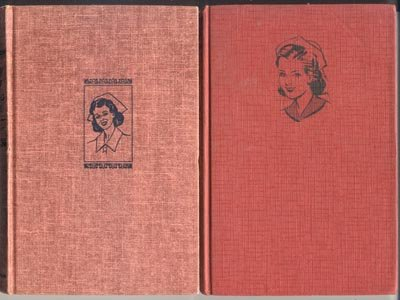 CHERRY AMES Mountaineer Nurse #12 JULIE TATHAM Nursing Story VG+ HB