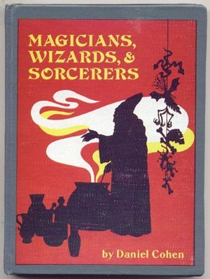 MAGICIAN WIZARD SORCERER Crowley SIMON MAGUS Agrippa HB