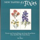 NEW TASTES OF TEXAS Cook Book FOLK TALES Peg Hein 1*HB