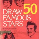 DRAW 50 FAMOUS STARS Elvis Presley HOW TO Lee Ames 1*DJ