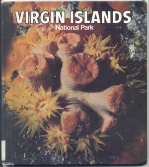 Virgin Islands National Park CARIBBEAN Snorkeling Book RUTH RADLAUER HB