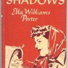 Prairie Shadows ELLA PORTER Welsh Prairie RARE Historic Fiction Book 1952 1st HB