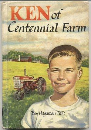 Ken of Centennial Farm Life 4H COUNTY FAIR Michigan COCKER SPANIEL Dog Book BESS TEFFT HB