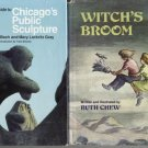 Guide to Chicago IL Illinois Public Sculpture ART Ira Bach MARY Gray 1*DJ