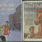 Flame Island Stallion BLACK STALLION SERIES Walter Farley HORSE 1948 HB