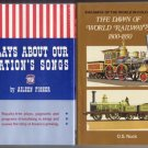 Plays About our Nation's Songs PIONEER Historical COWBOY Aileen Fisher 1*DJ