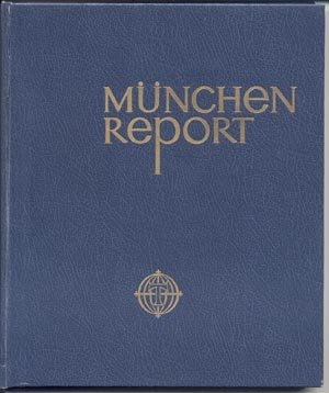 MUNCHEN REPORT Munich Germany History RICHARD WOLF German ENGLISH French ITALIAN 1977 HB