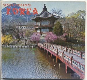 Sightseeing Korea WWII SOUTH History MAPS Architecture Landmarks ART English KOREAN Vintage Photos