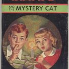Teddy & The Mystery Cat HOWARD GARIS Uncle Wiggily RARE 1937 HB DJ
