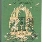 Book of the Seasons Anthology EVE GARNETT 1953 RARE Vintage Children Kid Poetry Poem HB