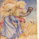RUTH Children Kid Bible Story NAOMI Moab BOAZ Maud Miska Petersham HB