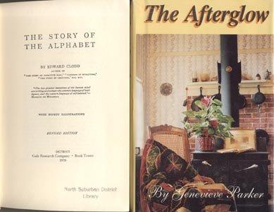 STORY OF THE ALPHABET Etymology HIEROGLYPHICS Ancient Script RUNES Edward Clodd HB