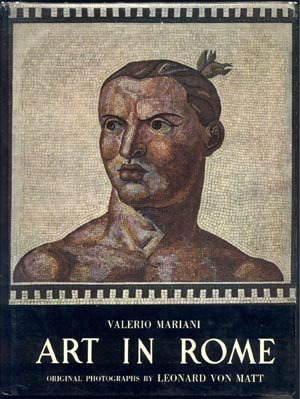 ART IN ROME History PHOTOS Leonard Von Matt 19TH CENTURY Valerio Mariani~DJ