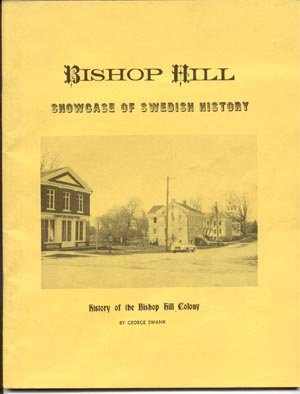BISHOP HILL IL Swedish American History COLONY Royalty ARCHITECTURE 1978