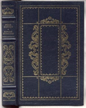 Pere Goriot HONORE DE BALZAC New Franklin Library Leather HB
