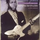 ELMORE JAMES Electric Slide Guitar Tab BLUES SONGBOOK Sheet Music NEW Fred Sokolow