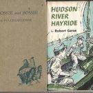 Hudson River Valley Hayride Mystery DUTCH BRITISH & CARIBBEAN PIRATES Robert Carse 1*DJ