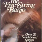BEGINNING THE FIVE STRING BANJO How To Play SHEET MUSIC Guitar Instruction  JERRY SILVERMAN