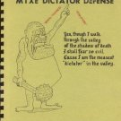 MTXE DICTATOR DEFENSE Coaching Basketball WITCHITA STATE UNIVERSITY WSU ISU Gene Smithson