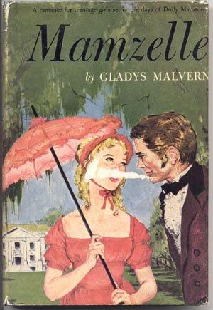 MAMZELLE Gladys Malvern DOLLY MADISON Rare Vintage 1959 HB DJ