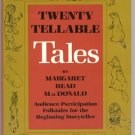 20 Folk Tales STORYTELLER How to Tell MARGARET MACDONALD Rare DJ