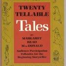 20 Folk Tales STORYTELLER How to Tell MARGARET MACDONALD Rare DJ