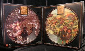 Lord of the Rings COLLECTORS Edition Records JR JRR Tolkien