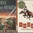 SMOKY THE COW Horse Story QUARTERHORSE Will James NEWBERY MEDAL WINNER 1954 HB DJ