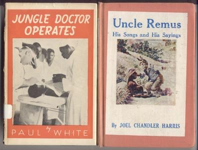 UNCLE REMUS His Songs & Sayings JOEL HARRIS A B Frost TAR BABY Folk Tales WHY NEGRO IS BLACK HB