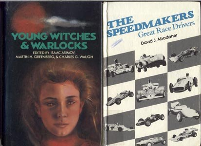 Speedmakers Great Race Driver A J Foyt Jack Brabham Mario Andretti Jackie Stewart David Abodaher HB