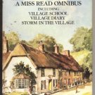 Chronicles of Fairacre 3 MISS READ OMNIBUS BOOKS Village School DIARY Storm in the Village 1*HB DJ