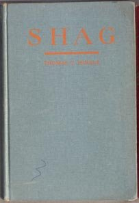 SHAG Scottish Stag Hound Dog Story THOMAS HINKLE 1946 HB