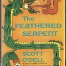 Feathered Serpent AZTEC Mayan God Story JESUIT JEWISH STUDENT Mexico O'DELL 1*DJ