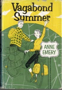 Vagabond Summer Book HOSTEL ROAD TRIP Chicago NY Canada COLORADO Washington D.C. Anne Emery 1st DJ